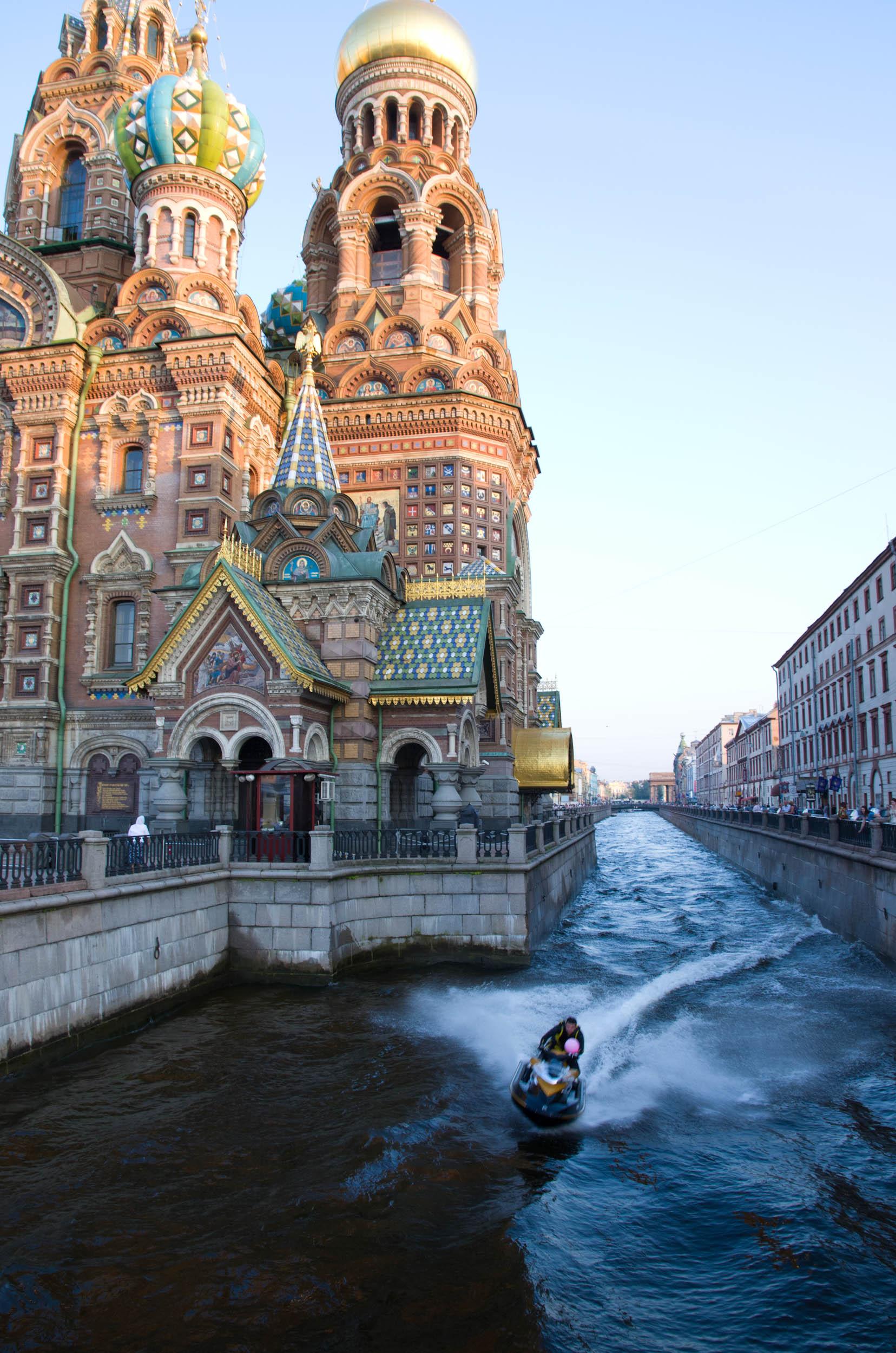 St. Petersburg 1