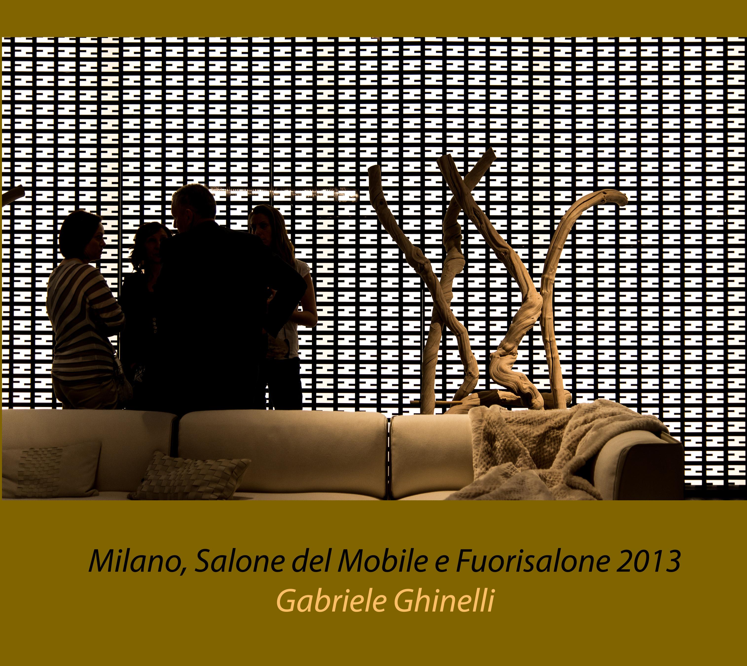 Milano – Salone Internazionale del Mobile 2013