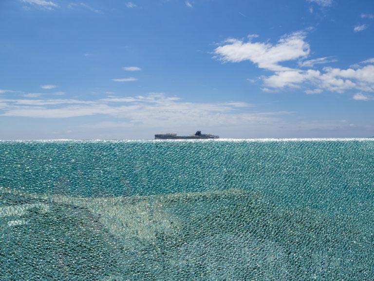 The cristal sea
