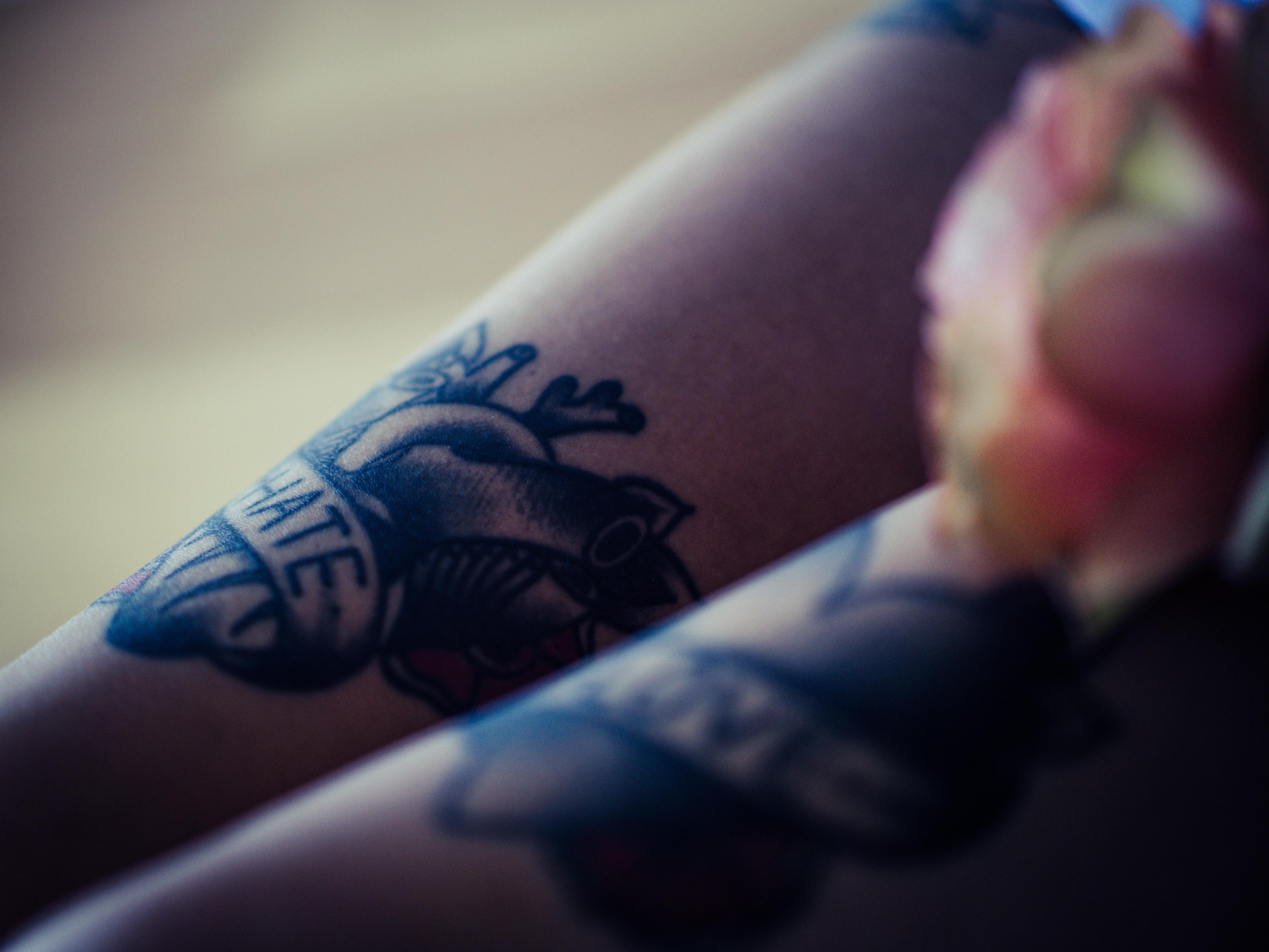 Tattoo words
